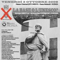 VICENZA MER(c)ETRICE BELLISSIMA | Alto Seminario Unesco | Verbigerazione // performance paraverbale di consegna