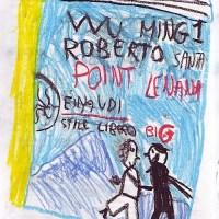 WU MING 1 incontra ALBERTO PERUFFO in prossimità di THE BURNING CEMETERY | Confronto letterario-alpinistico sulle Piccole Dolomiti