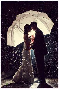 efeito chuva casamento luz 3