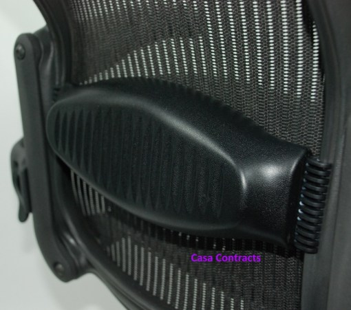 Herman Miller Aeron office chair mesh base and mesh back