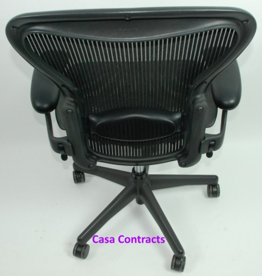 Herman Miller Aeron chair mesh base and back 6a
