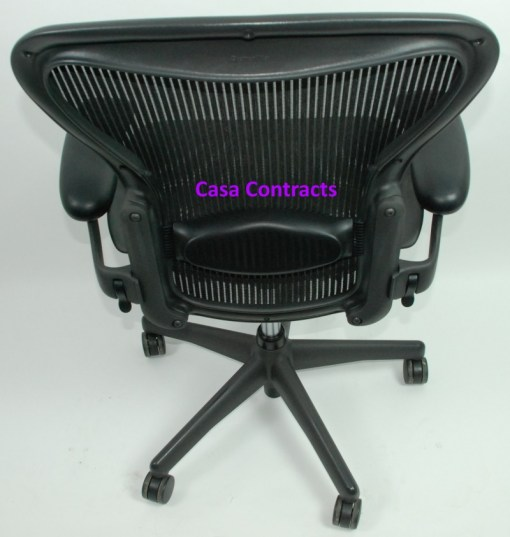 Herman Miller Aeron chair mesh base and back 6b