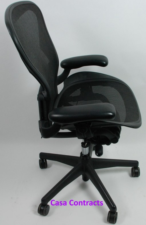 Herman Miller Aeron chair mesh base and back 8a
