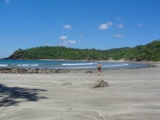 Nicaragua Weather - Blue skies in San Juan del Sur