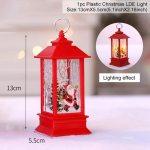 Red Santa Light