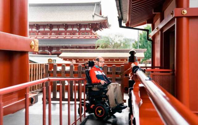 Japão acessível para Paralimpíadas. Projeto de contribuição colaborativa é esperança.