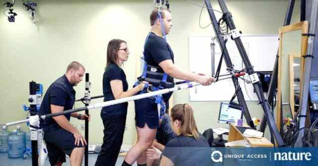 How a revolutionary technique got people with spinal-cord injuries back on their feet