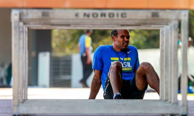 Daniel Mendes da Silva - 02.08.19 - Treino de Atletismo no CT Patalímpico Brasileiro. Foto: Ale Cabral/CPB