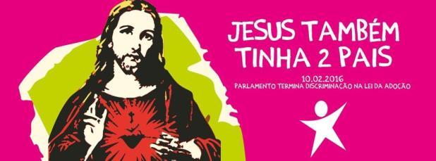 Jesus Dois Pais