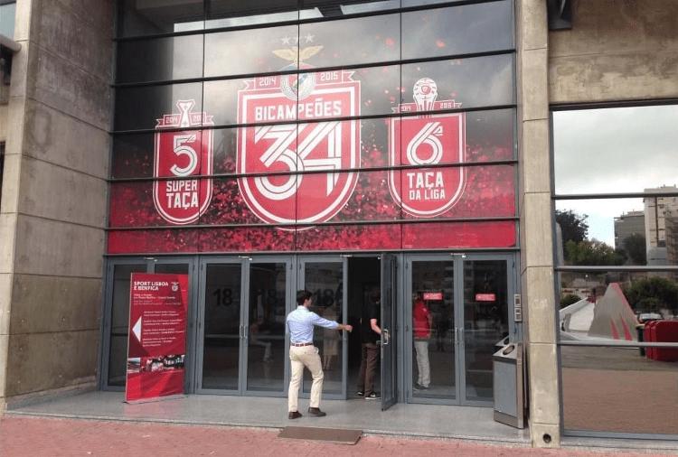 Porta 18 Benfica