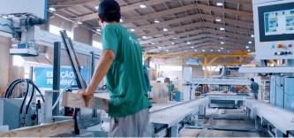 Fábrica Tecverde em Pinhais (PR)