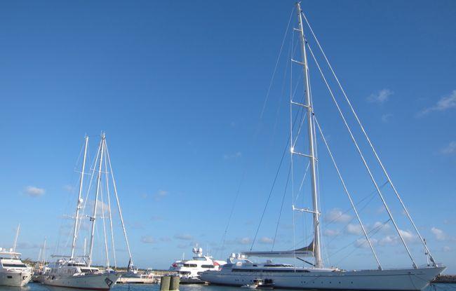 mirabella sailing boat