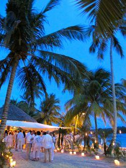 party minitas beach