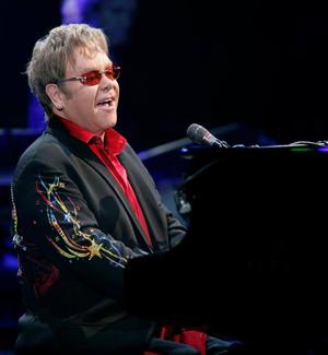 Elton John Altos de Chavon