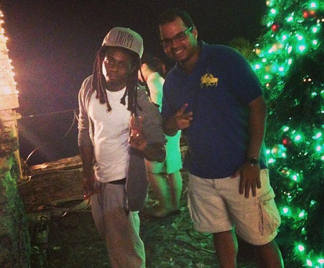 Lil Wayne Casa de Campo
