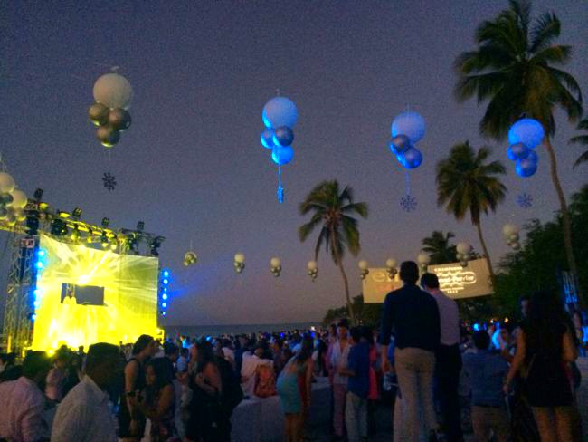 New Years Eve Minitas Beach Casa de Campo