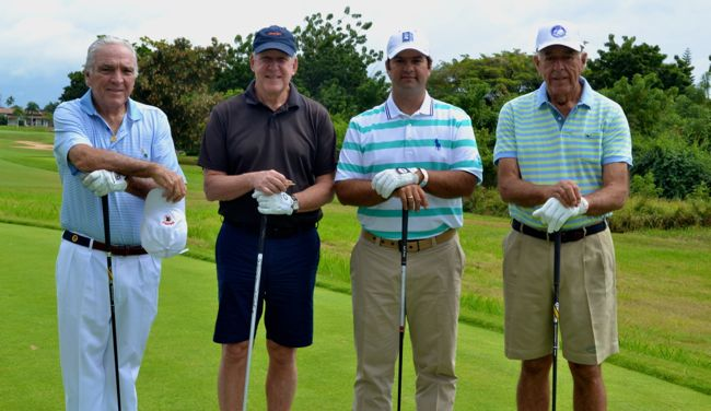 Alfy Fanjul Casa de Campo golf