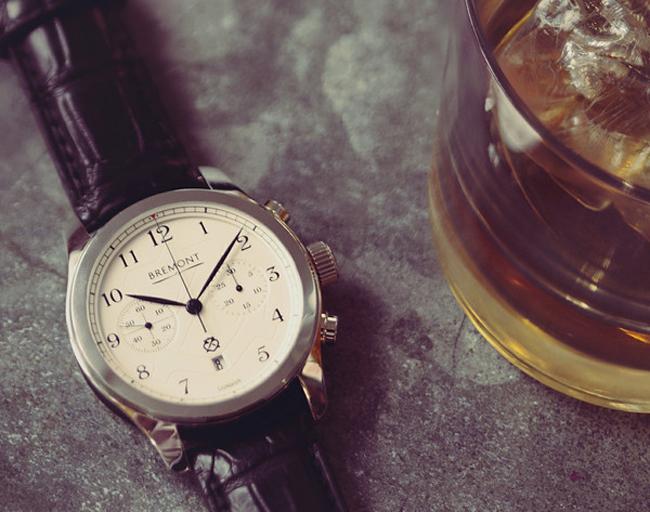 Bremont Chivalry watch