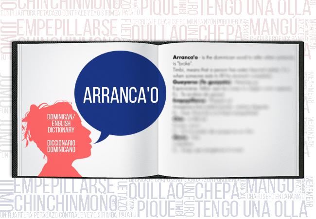 Dominican-Dictionaryarrancao