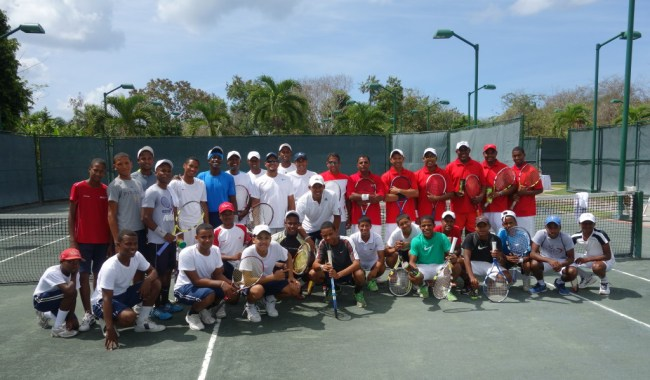 Interclub Tennis Header