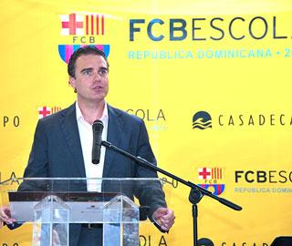 Rafael Torres, Casa de Campo