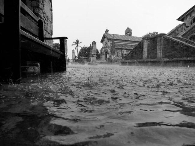 Atlantic Hurricane Season, Altos de Chavon