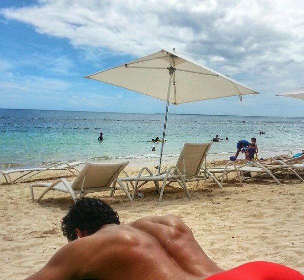 sunbathe Minitas Beach, Casa de Campo