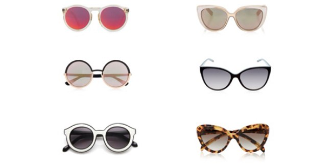 Gafas para cara rectangular