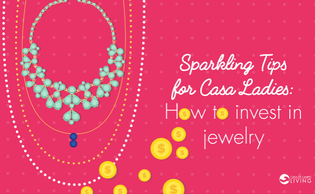 Sparkling Tips Invest in Jewelry