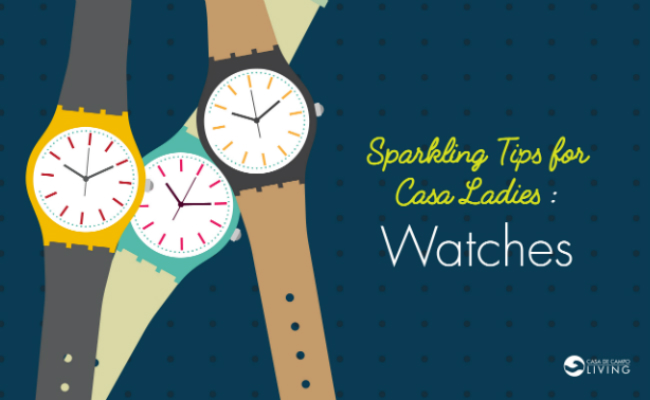 Sparkling Tips, Watches