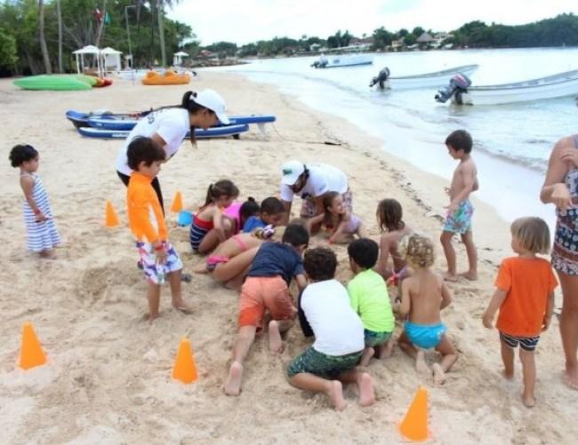 Camp Frost Playa Minitas