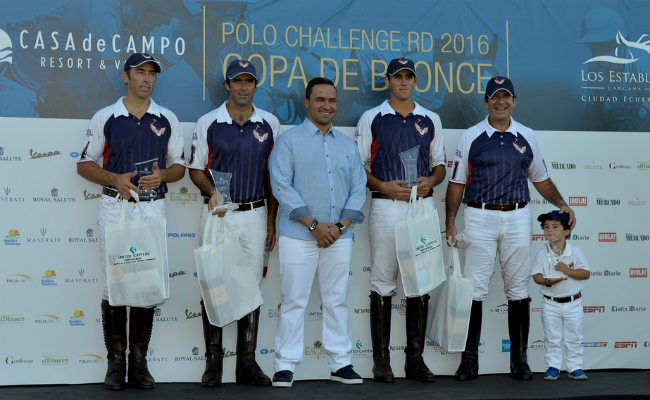 DR Polo Challenge Bronze Cup End