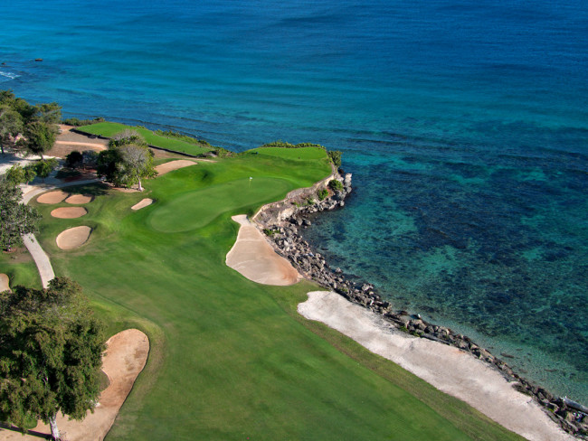 "Casa de Campo's ""Teeth of the Dog"""