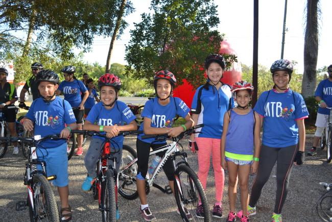 MTB marathon - Hogar del Niño