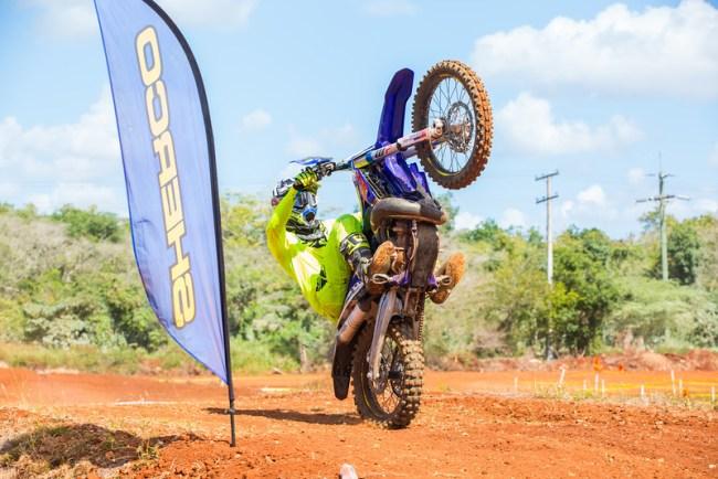 Wheelie - New Motocross Track