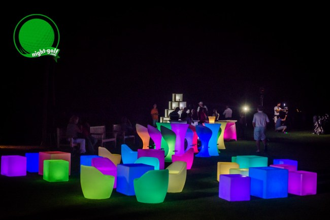 Light Seats - Night Golf Casa de Campo