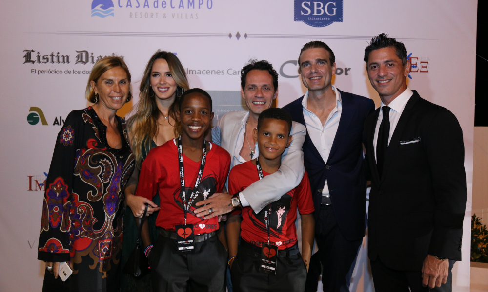 Marc Anthony and Maestro Cares dinner at SBG Featured Image