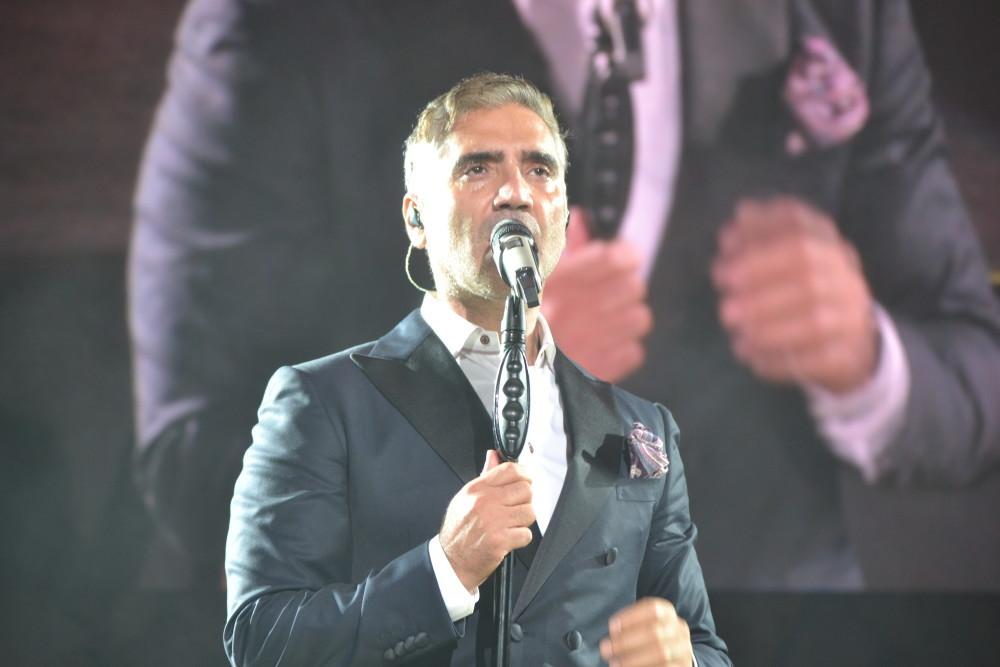Alejandro fernandez concert