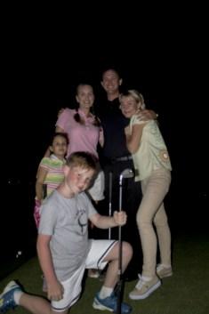 Family Night Golf