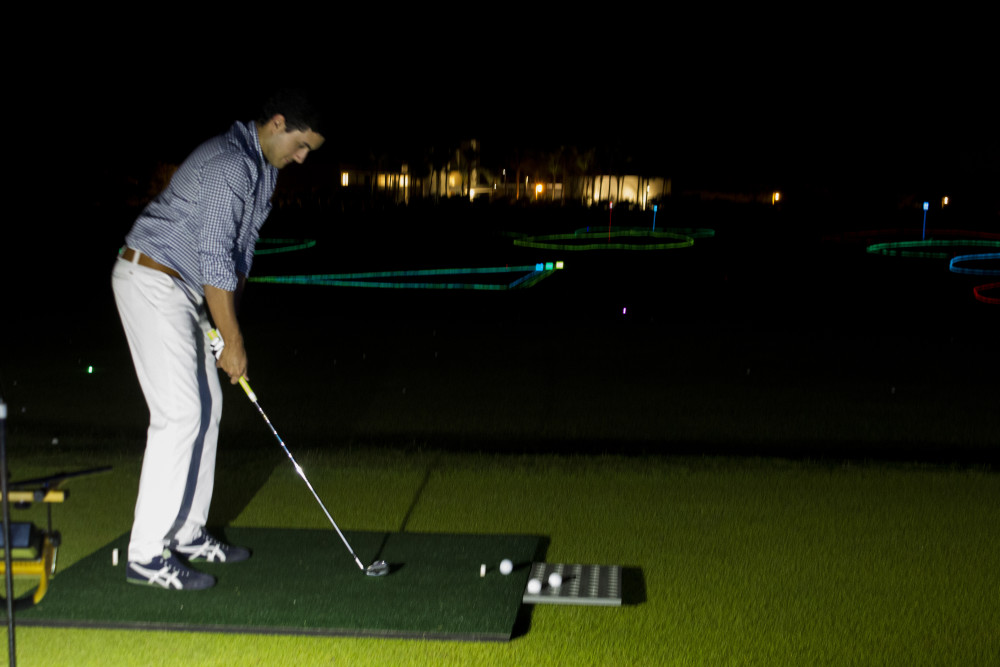 Improve your swing at Night Golf with these tips!