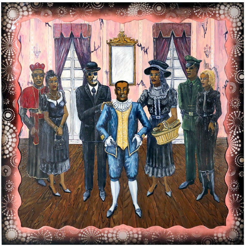 """Hispaniola Saga"" Edouard Duval-Carrie"