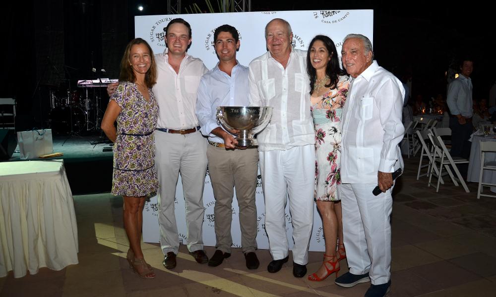 Winners Sugar Golf Tournament