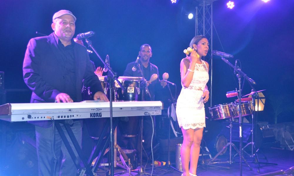 Sam Castro Band Altos de Chavon