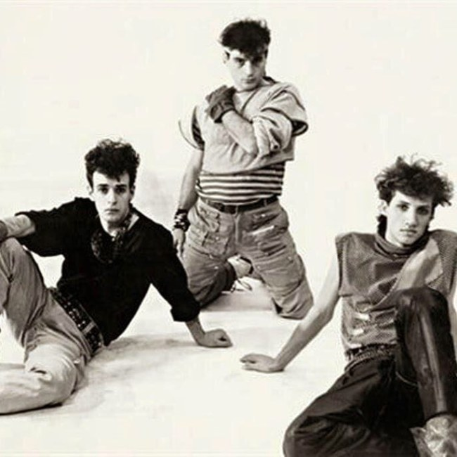 Soda Stereo in the beginning