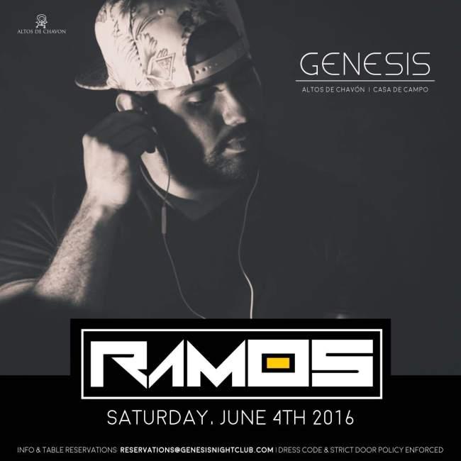 DJ Ramos June 4