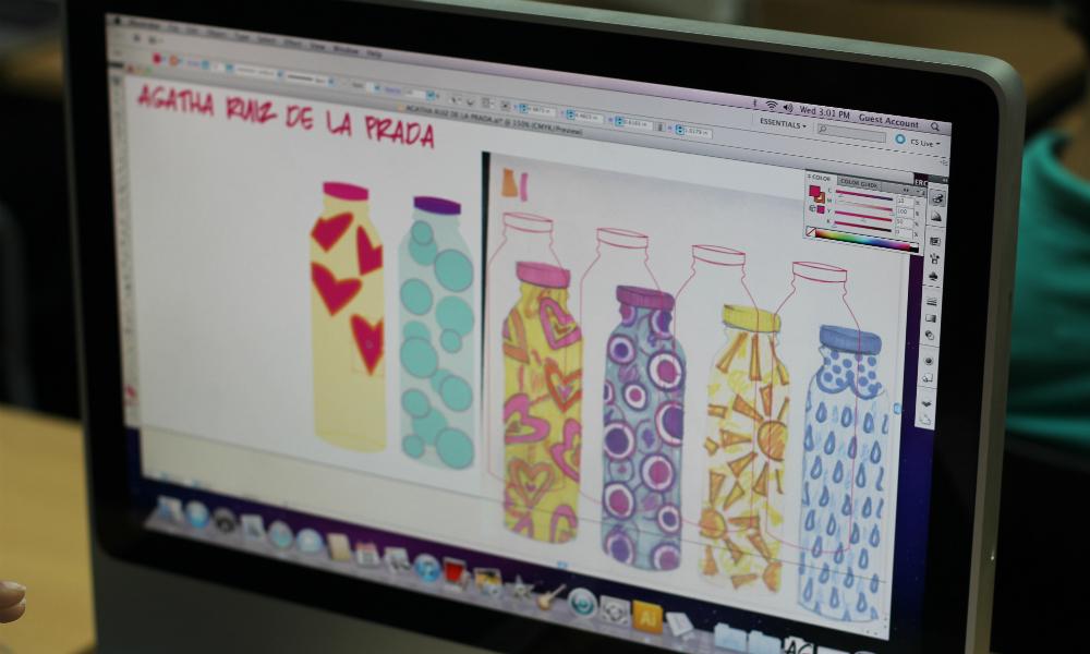 Graphic Design Chavon Teens Summer Camp