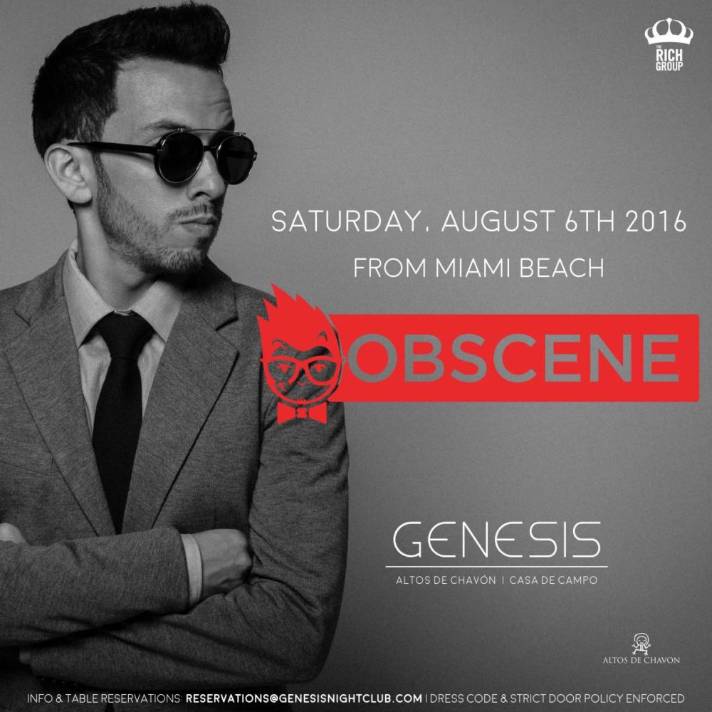 Obscene in Genesis