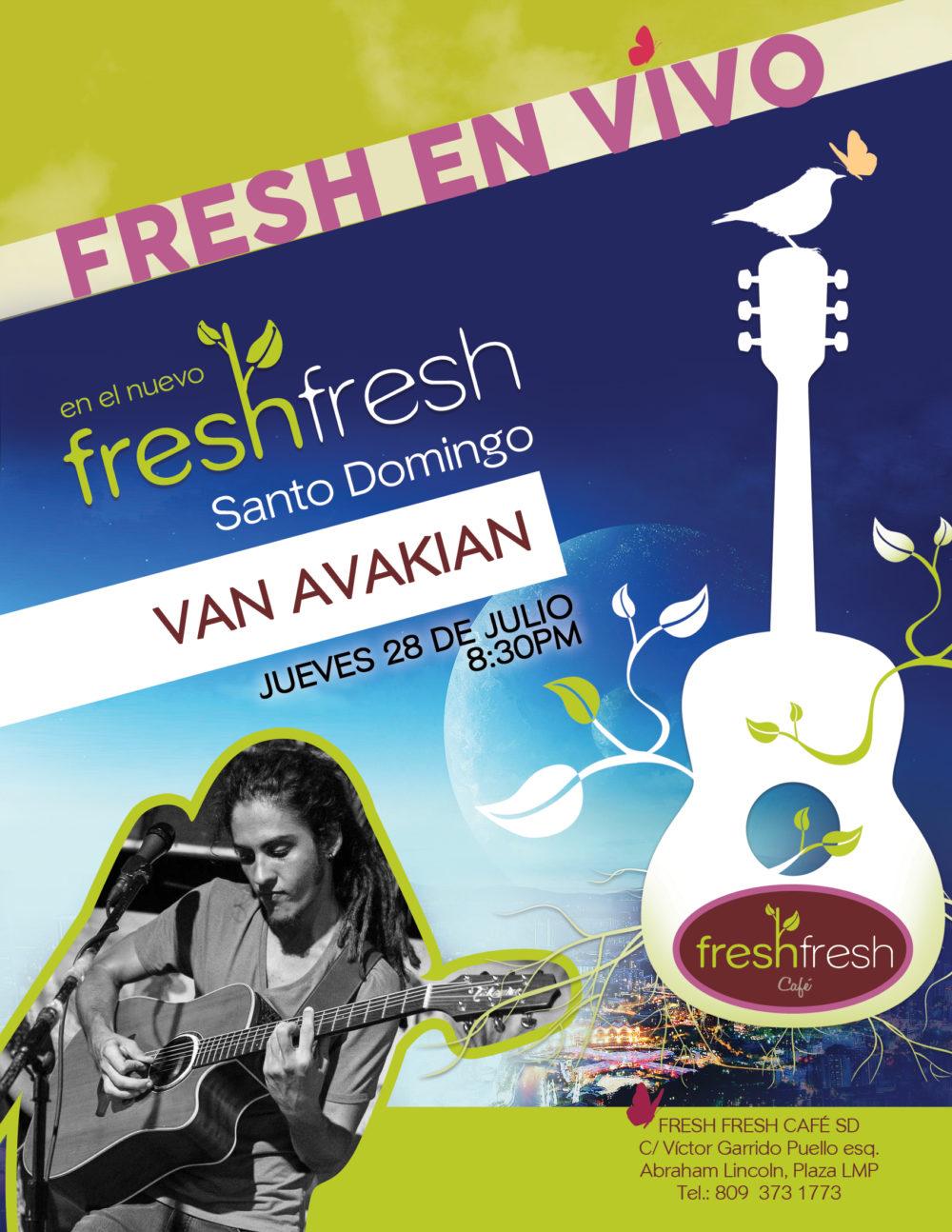 Fresh Fresh Songwriter Series