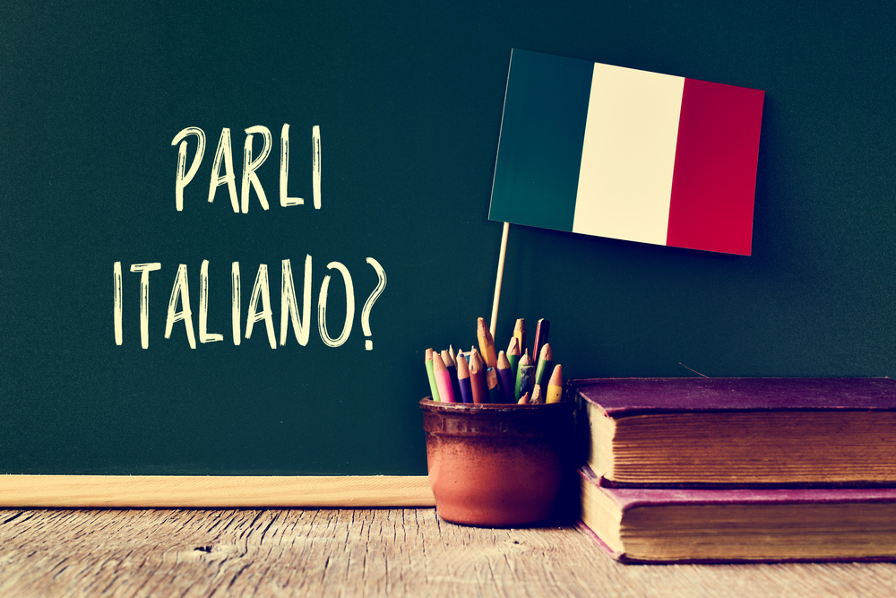 ITPBO - Italian classes