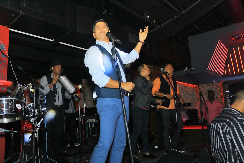 Genesis Nightclub - Eddy Herrera
